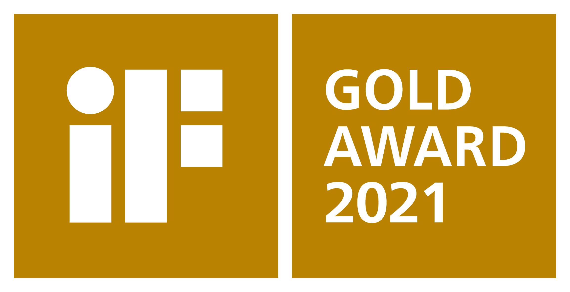 IF Gold Award 2021